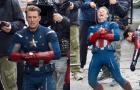 美国队长《复仇者4》卸任很伤心 曝离开真正原因