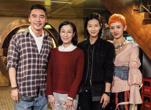 赖雅妍隔海寻亲 郑秀文竟是香港亲姐姐